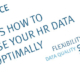 5 tips on how to use your HR data