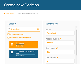 Reuse existing information for your org chart in orginio