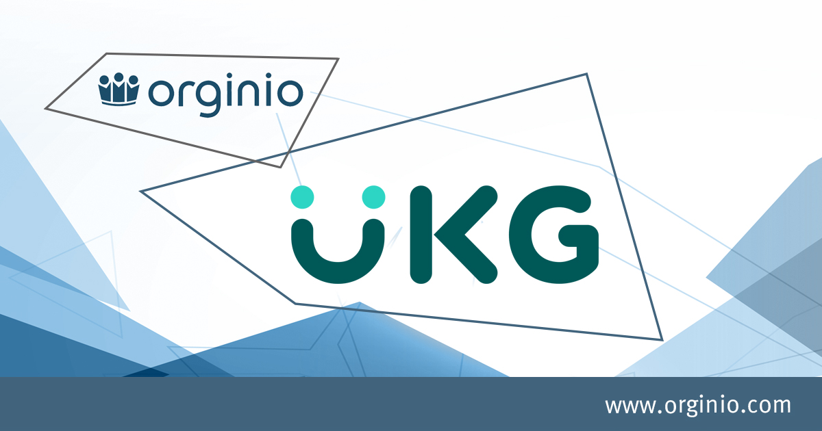 orginio can be found on UKG Marketplace