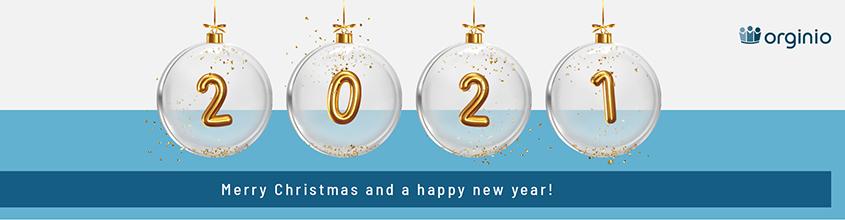 orginio wishes happy holidays